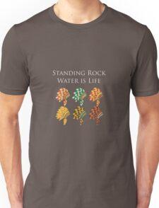 Standing Rock T- Shirt Unisex T-Shirt