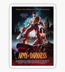 Army of Darkness Sticker