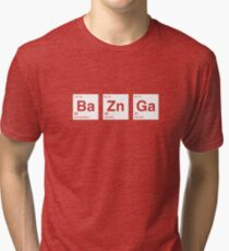 Breaking Bad - Bazinga Tri-blend T-Shirt