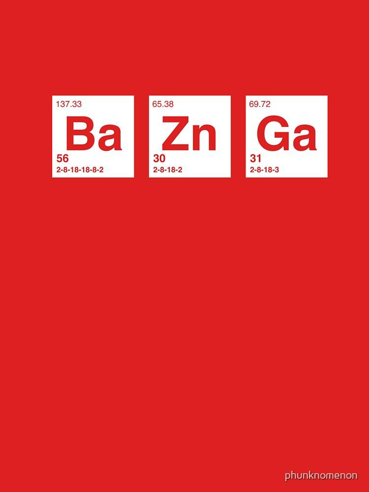 Breaking Bad - Bazinga by phunknomenon