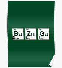 Breaking Bad - Bazinga Poster
