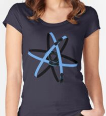 ElecTron Women's Fitted Scoop T-Shirt
