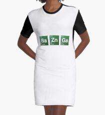 Breaking Bad - Bazinga Graphic T-Shirt Dress