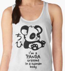 I'm a cute little panda Women's Tank Top