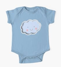 Cloud, Cute, Happy, kids, children, toddlers, child, boy, girl, baby, Kids Clothes