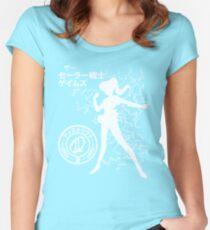 The Senshi Games: Jupiter ALT version Women's Fitted Scoop T-Shirt