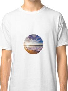 Vacation Beach Horizon Classic T-Shirt