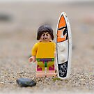 No Surf Today,Choppy & Messy Makes for Unhappy :(  by minifignick