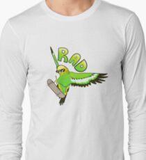 Rad Skatebirder Long Sleeve T-Shirt