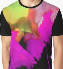 Abstract Paradise Graphic T-Shirt