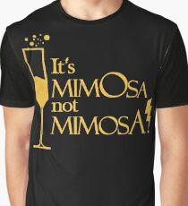 Wingardium MimOsa - Black/Yellow Graphic T-Shirt