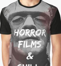 Horror Lover Graphic T-Shirt