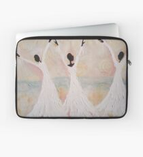 By The River Laptop Sleeve