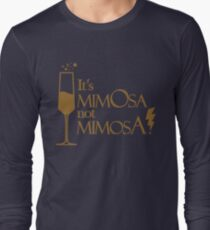 Wingardium MimOsa - Blue/Bronze T-Shirt
