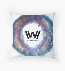 Westworld Throw Pillow