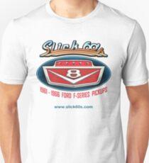 Slick 60's V8 Emblem Design Unisex T-Shirt