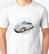 Porsche 356 Cabriolet Unisex T-Shirt