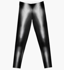 X-ray or shiny glossy material? Leggings