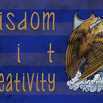 The Eagle's Wit by kiriska