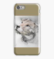 Patterdale Terrier iPhone Case/Skin