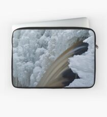 Water and Ice Laptop Sleeve