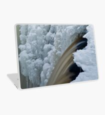 Water and Ice Laptop Skin