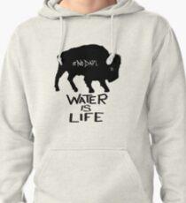 Water Is Life Pullover Hoodie