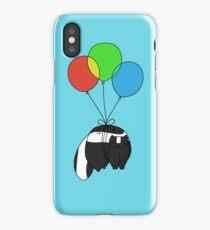 Balloon Skunk iPhone Case