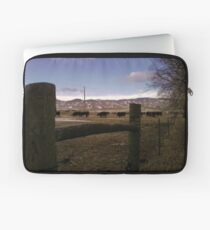 Beyond the Fence Laptop Sleeve