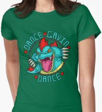 Dance Pokemon Dance Womens Fitted T-Shirt