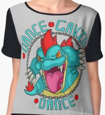 Dance Pokemon Dance Women's Chiffon Top