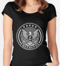 Future Freebandz - White Women's Fitted Scoop T-Shirt