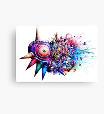 Zelda - Majora's Mask Canvas Print