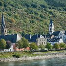 Cruising the Rhine River by Imagery