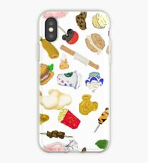 Happiest food on Earth iPhone Case
