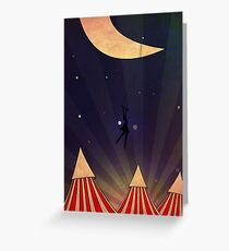 Circus! Greeting Card