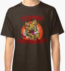 zombie fox Classic T-Shirt