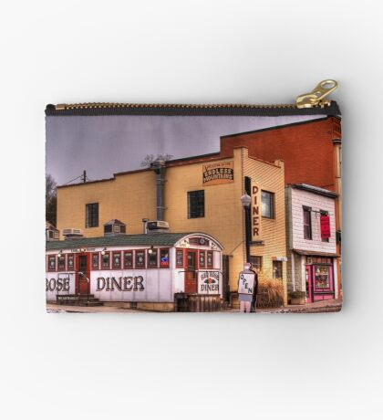 Red Rose Diner Studio Pouch