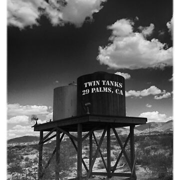 Twin Tanks 29 Palms, CA by pberggr1