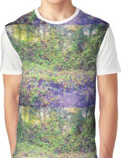 Vine Field Graphic T-Shirt