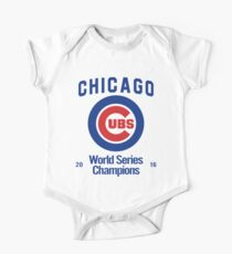 Chicago Cubs (World Series Edition) Kids Clothes