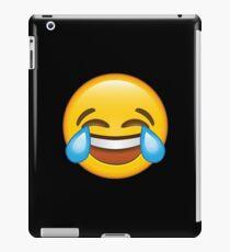 Laughing Crying/Tears of joy Emoji iPad Case/Skin