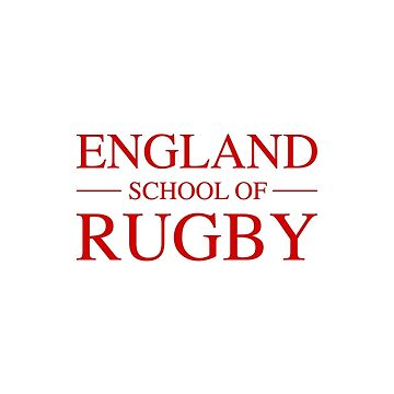 England School of Rugby by phunknomenon
