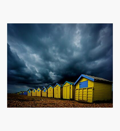 A Summer Day In Littlehampton Photographic Print