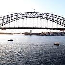 Sydney Harbour Bridge by AudGirv