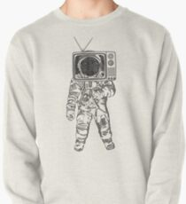 Lethargy (transparent) Pullover