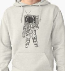 Lethargy (transparent) Pullover Hoodie