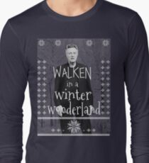 Walken Ugly Sweater T-Shirt