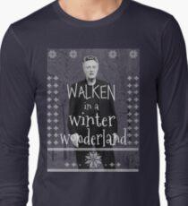 Walken Ugly Sweater Long Sleeve T-Shirt