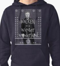 Walken Ugly Sweater Pullover Hoodie